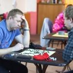 Ездил в Архангельск на чемпионат, играл с одноклубником